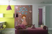 Mê tít những mẫu thiết kế phòng ngủ cho trẻ năm 2019