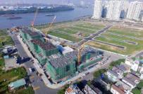 Thị trường căn hộ TP.HCM: Nguồn cung tăng mạnh trong các tháng cuối năm
