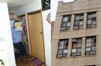 """""""Choáng"""" với căn hộ 58m2 được chia thành 11 phòng cho thuê"""