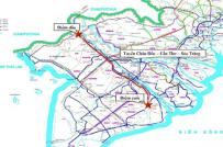Chi 30.000 tỷ đồng xây cao tốc Châu Đốc - Cần Thơ - Sóc Trăng