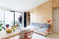 Top 10 căn hộ nhỏ ấn tượng với thiết kế nội thất tinh xảo