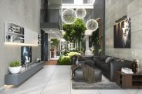Thiết kế nhà ống 3 tầng hiện đại với kinh phí hơn 900 triệu đồng