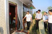 Yêu cầu tháo dỡ loạt nhà tạm xây trái phép tại Hải Phòng