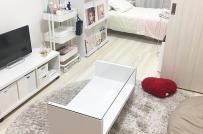 Không gian sống cực chất trong căn hộ 25m2 của cô gái trẻ