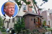 Lại bán đấu giá ngôi nhà thời thơ ấu của ông Trump