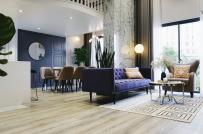 Sau cải tạo nội thất, căn hộ 95m2 ở TP.HCM rộng gần gấp đôi