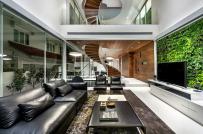 Mê mải ngắm ngôi nhà có cầu thang xoắn ốc tuyệt đẹp