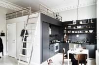 Thiết kế nội thất đáng để học hỏi trong ngôi nhà 29m2