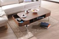Mẫu bàn trà đa năng dành cho phòng khách hiện đại