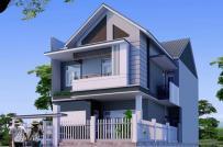 Tham khảo 10 mẫu nhà mái Thái hiện đại, kinh phí 800 triệu đồng