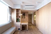 Thiết kế nội thất cực chất trong 10 căn hộ siêu nhỏ