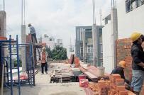 Lập lại đội trật tự xây dựng đô thị tại TP.HCM