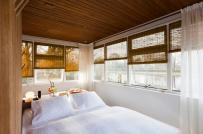 Độc đáo khách sạn tí hon chỉ có 1 phòng ngủ ở Hà Lan