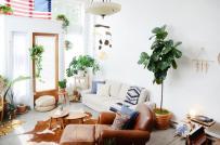 7 chiêu làm mới nhà đơn giản, dễ ứng dụng