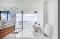 Loạt phòng tắm tiện nghi, sang trọng không kém spa