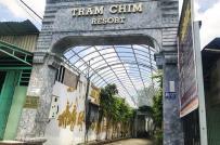 TP.HCM yêu cầu xử lý ngay công trình vi phạm Gia Trang quán - Tràm Chim Resort