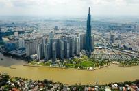 Tốc độ tăng giá căn hộ tại TP.HCM nhanh hơn Hà Nội