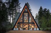 Ngôi nhà trong rừng truyền cảm hứng cho người ngắm