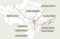 Các tuyến cao tốc kết nối Hà Nội với hơn 10 tỉnh phía Bắc