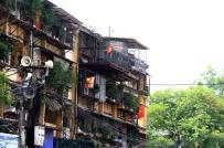 Hà Nội xem xét đề xuất tăng chiều cao các dự án cải tạo chung cư cũ