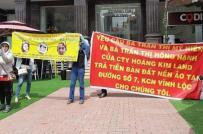 """Rao bán dự án """"ma"""", nữ giám đốc Hoàng Kim Land bị bắt"""