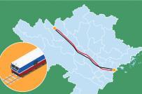 Infographic: Quy hoạch đường sắt Lào Cai - Hà Nội - Hải Phòng