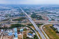 TP.HCM muốn dùng đất trong hành lang an toàn cao tốc xây tuyến giao thông kết nối đô thị