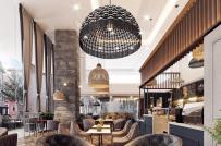 Quán cafe phong cách châu Âu cổ điển ở TP.HCM
