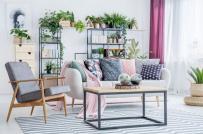 8 xu hướng thiết kế nội thất phòng khách năm 2020
