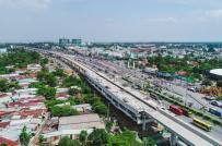 Cuối năm 2021 sẽ hoàn thành tuyến metro Bến Thành - Suối Tiên