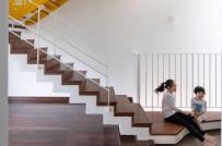 Ngôi nhà tối đa hóa không gian vui chơi cho trẻ ở Hải Phòng