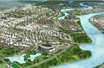 Xây dựng khu đô thị Bắc sông Cấm 324ha tại Hải Phòng