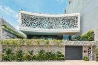 Biệt thự ở Đà Nẵng với mặt tiền