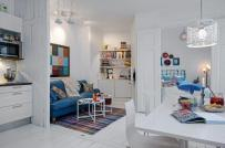 17 cách để biến một studio chật chội thành căn hộ rộng rãi và ấm cúng