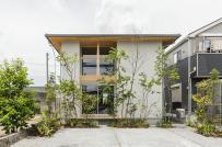 Phải lòng ngôi nhà Nhật tối giản nằm gần đường chính