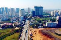 Hà Nội làm đường rộng hơn 21m cắt đường Tố Hữu