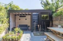 Tham khảo ý tưởng thiết kế sân vườn sau nhà đẹp mộng mơ