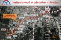 TP.HCM: Đề xuất làm metro Bến Thành - Tân Kiên vốn 68.000 tỷ đồng