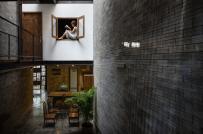 Đây không hẳn là một ngôi nhà phong cách Zen, đây là một thiền viện…
