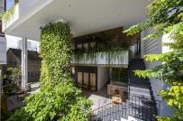 Babylon Garden - khách sạn ven biển Đà Nẵng như vườn treo xanh mát