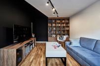 Thiết kế căn hộ 40m2 tưởng không rộng mà rộng không tưởng