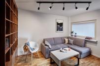 Tự thiết kế nhà chung cư 70m2 vừa sang trọng vừa tiện nghi cho cả gia đình