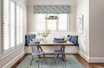 3 phong cách nội thất hoàn hảo dành cho phòng ăn nhỏ