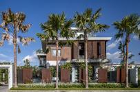Biệt thự ở Cần Thơ được thiết kế theo tiêu chuẩn công trình xanh