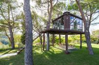 Nhà trên cây - sự kết hợp giữa kiến trúc hiện đại và cuộc sống mộng mơ