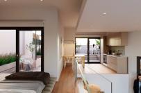 Thêm hai mẫu căn hộ nhỏ dưới 30m2 có thiết kế nội thất ấn tượng
