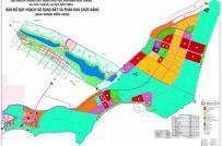 Quy hoạch khu dân cư - dịch vụ du lịch - giải trí rộng 868ha tại Bình Thuận