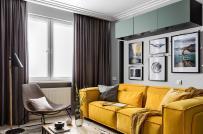 Chọn mẫu sofa nào cho phòng khách nhỏ thoáng đẹp hơn?