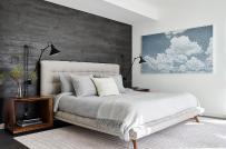 Xu hướng trang trí phòng ngủ 2020: Màu xám lên