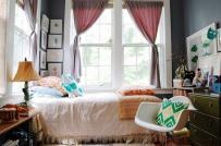 Xu hướng bài trí phòng ngủ mùa thu 2020